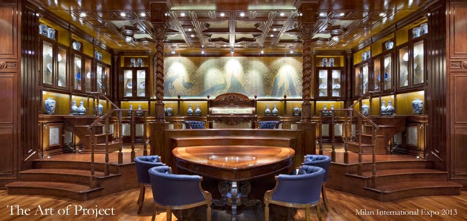 Architetto luigi bruno architettura e design d 39 interni for Architetto interni